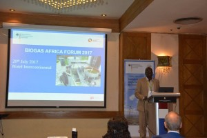 Biogas Africa Forum 2017 Opening Speech Session