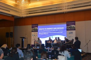Waste to energy Philippines 2017 Panel Discussion