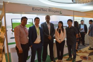 Envitec as the sponsor of Waste to energy Forum Philippines 2017